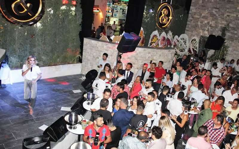 Club Ampersand Bodrum