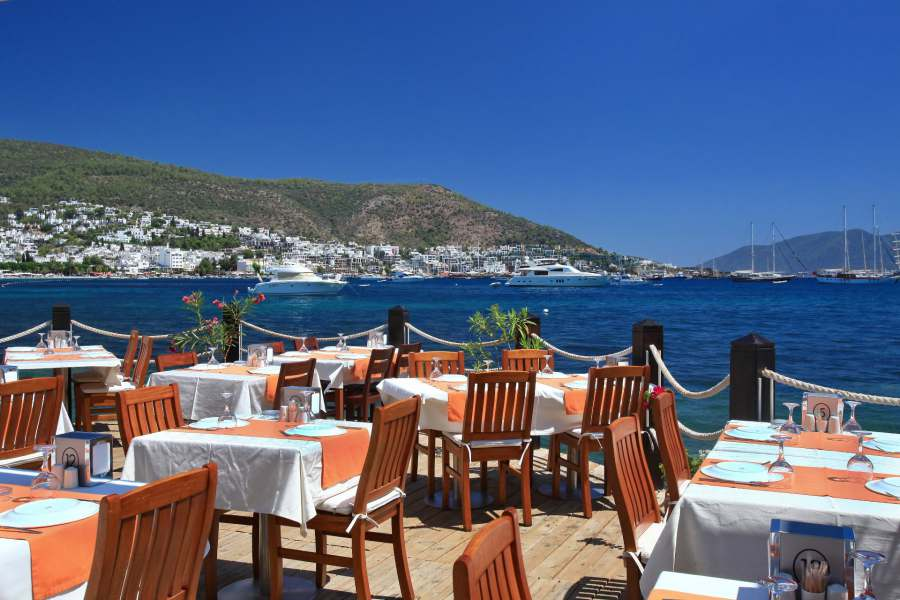 Fora Restaurant-Bar Bodrum