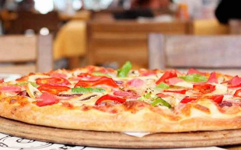 Sünger Pizza