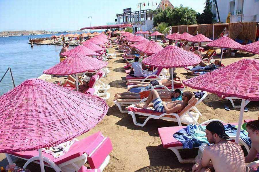 Angel Beach Club Gümbet