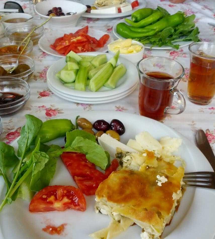 Havva Ana Bodrum Köy Kahvaltısı
