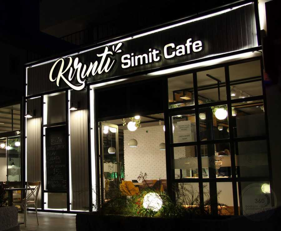 Kırıntı Cafe Kahvaltı Salonu