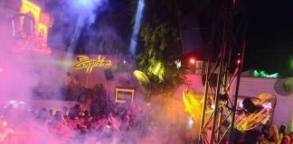Sapphire Gece Klübü Gümbet