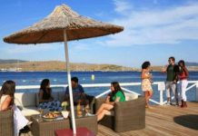 Tex Mex Beach Club Gümbet