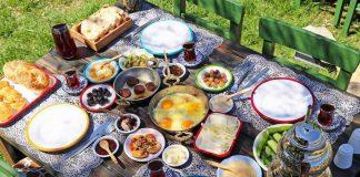 Cez Bodrum Köy Kahvaltısı