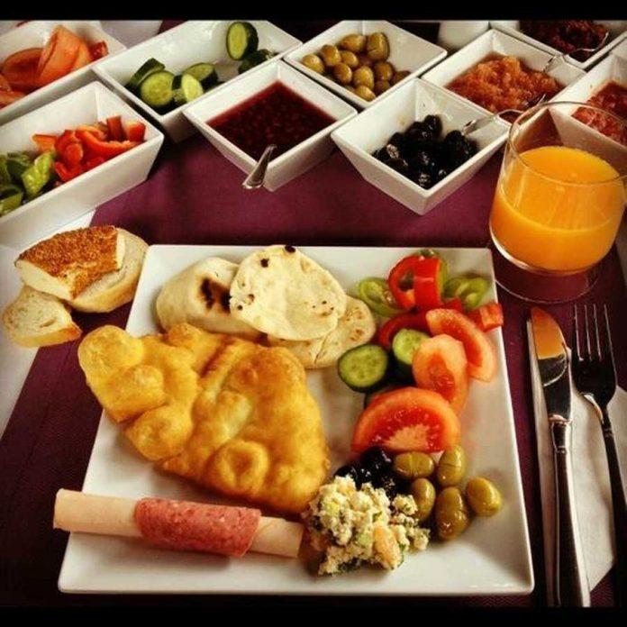 Limonata Kahvaltı